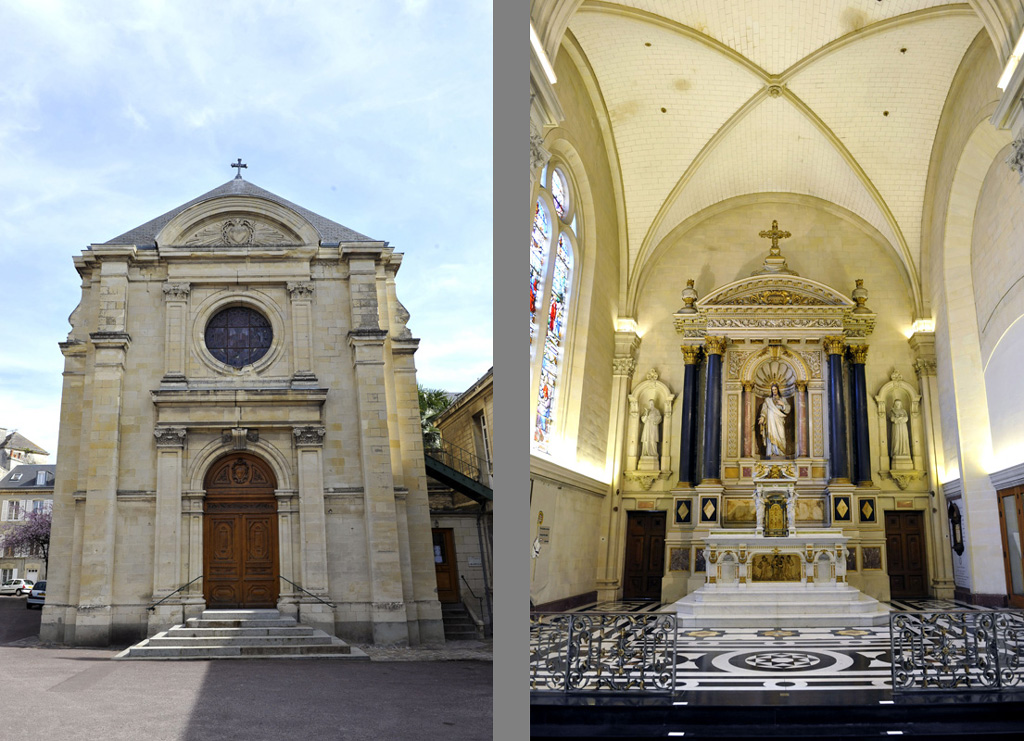 Chapelle de la Visitation de Caen