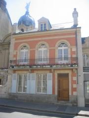 La maison ou vécut Léonie à Alençon