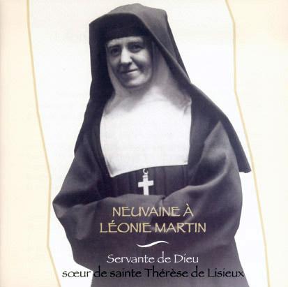 Neuvaine Léonie Martin