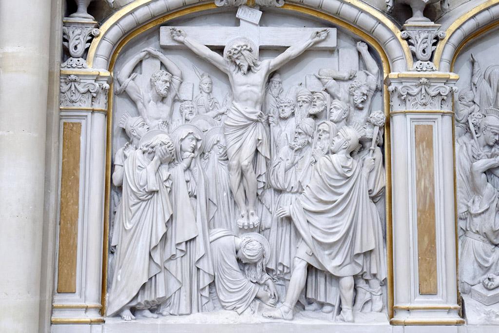 Léonie Martin hemin de croix