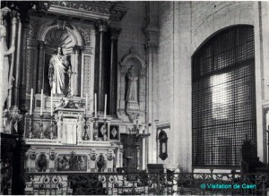 Chapelle Léonie Martin