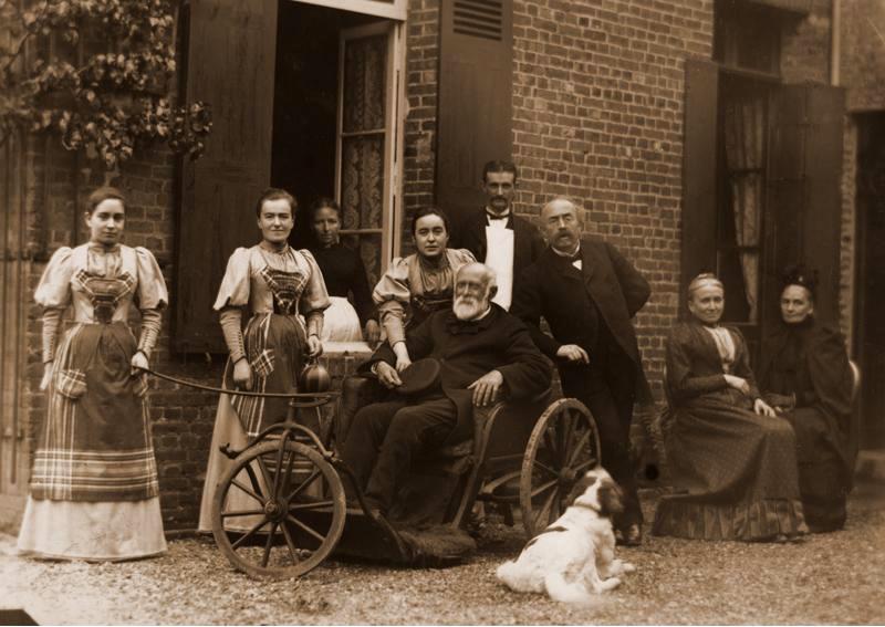 Famille Léonie Martin