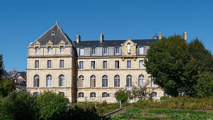 Léonie Martin jardin
