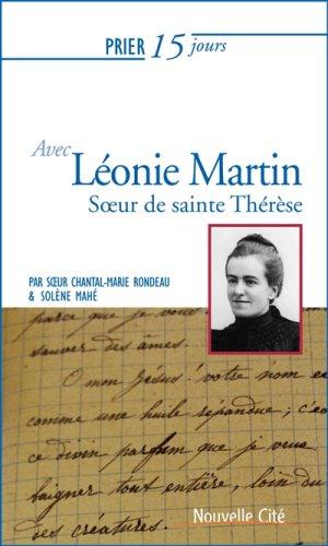 Prier-Léonie-Martin