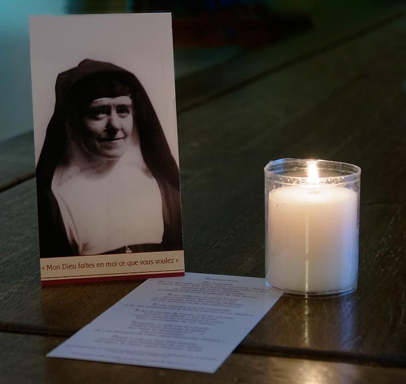 Prière Léonie Martin