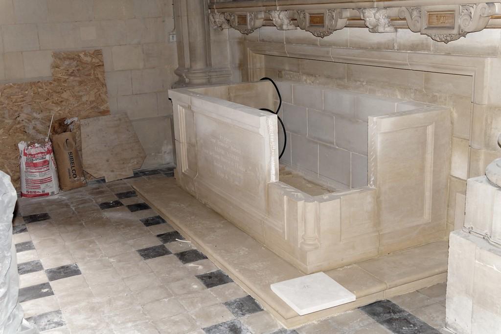Le tombeau de Léonie Martin
